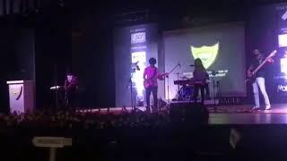 """Goan Band """"K7"""" Sweet Child O Mine - Guns N Roses """"Lead""""(Live Cover @Kala Academy Panjim Goa)"""
