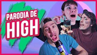 Maria Becerra x TINI x Lola Indigo - High Remix (Parodia) | Hecatombe!
