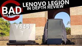 Lenovo Legion Y545 IN DEPTH REVIEW (Costco)