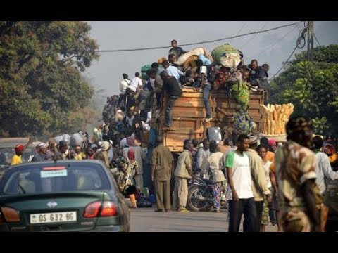 Road accident in Central African Republic killed 77 people near Bambari