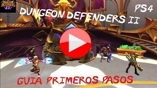 Vídeo Dungeon Defenders II