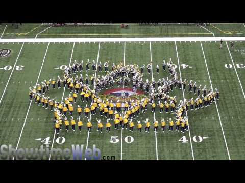 Southern University Halftime Fieldshow - 2016 Bayou Classic Game