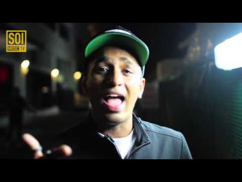 Lineath (Grizzle Grind Crew) - Singapore | Soi Rap