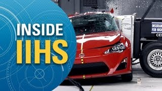 Inside IIHS: Side testing