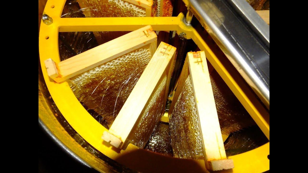 apiculture r colte du miel d soperculation extraction et filtration youtube. Black Bedroom Furniture Sets. Home Design Ideas