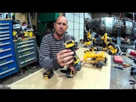 Dewalt Lithium battery to nicad adapter. 20V/12V to 14.4V/18V