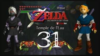 The Legend of Zelda Ocarina Of Time #31: Temple de l'Eau P3