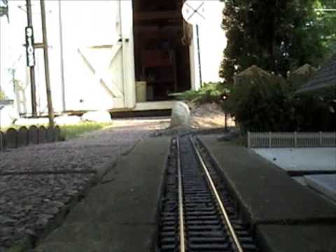Mead Train In Erie PA