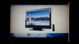 TV SEMP TOSHIBA 32CV550DA NÃO LIGA RESOLVIDO