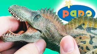 Papo® Acrocanthosaurus Review | NEW 2018