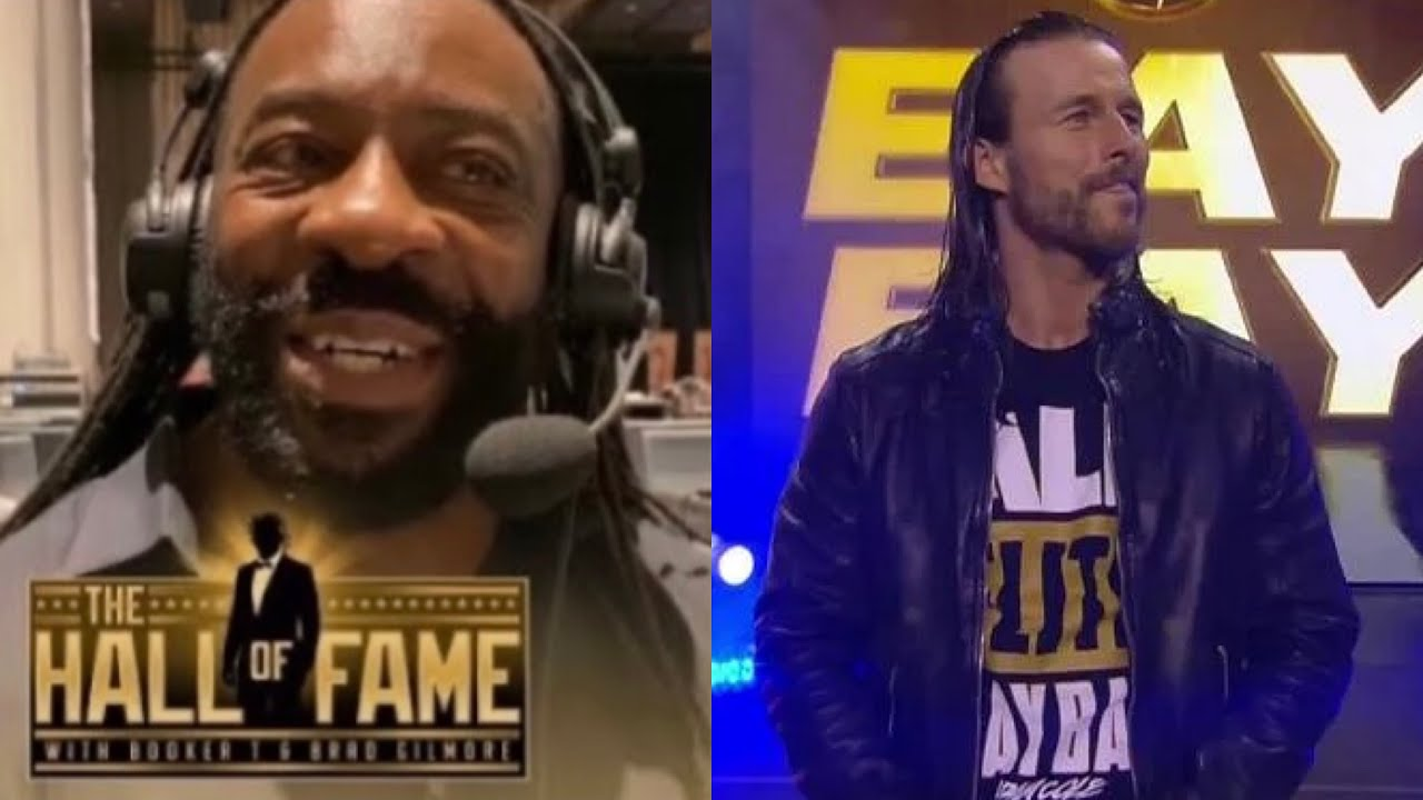 Booker T Says Adam Cole Winning The AEW Title Could Change The Whole Game