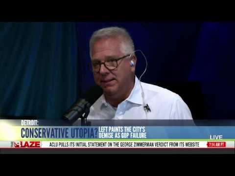 Progressive History Of Detroit - TheBlazeTV - The Glenn Beck Radio Program - 2013.07.23