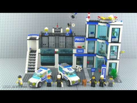 lego city stat