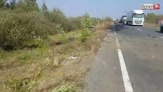 Accident mortal pe drumul ce leagă caransebeș de lugoj sau tm (DN6)