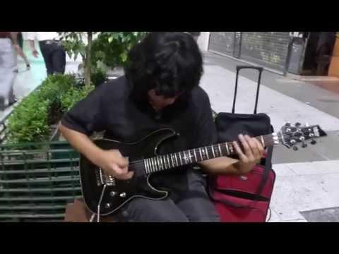 Carlos Santana  Maria Maria cover