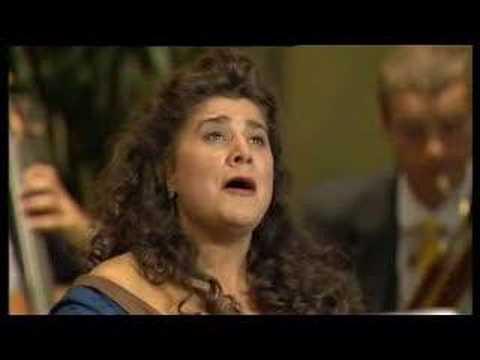 Cecilia Bartoli: Anch'il mar par che sommerga (Vivaldi)
