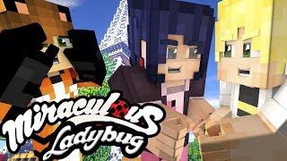 Minecraft Miraculous Ladybug 🐞 Season 2 Episode 2 🐞 Minecraft Roleplay
