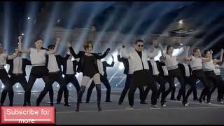 PSY gangnum Korean song