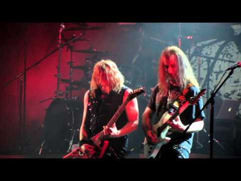 Gamma Ray - Master of Confusion (01.06.2013, Arena Moscow, Moscow, Russia)