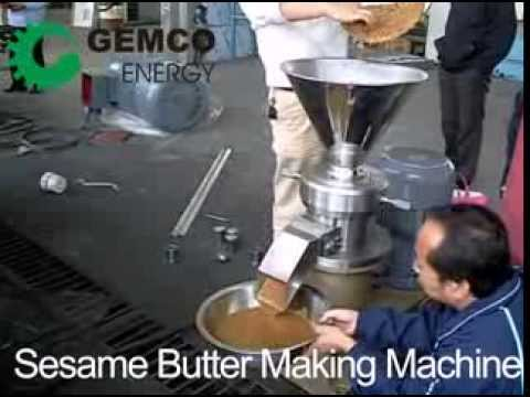 Sesame Butter Making Machine for Sale