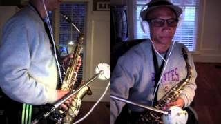 Total Eclipse of the Heart - Bonnie Tyler - (saxophone cover)
