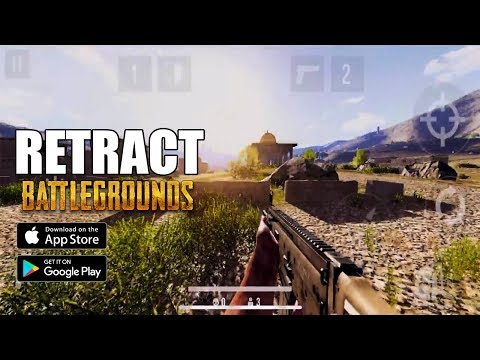 Retract Battle Royale Android iOS Beta