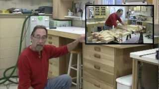Shop Desk - Bench - Part 10.mov
