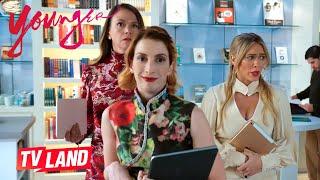 'Work Gets Rough' 😓 Highlight Clip S7 Ep.3 | Younger