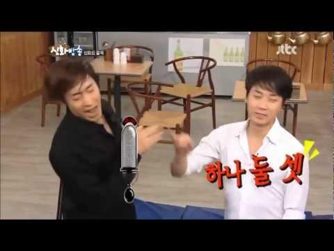 [ShinBang Ep.19] - Eric got slapped by Andy