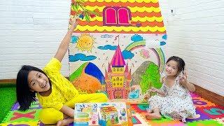 Ngôi Nhà Mini Tuyệt Đẹp - Trang Vlog