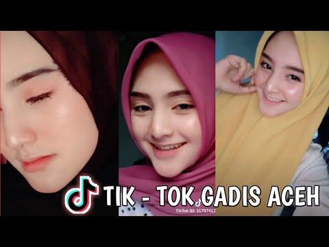 Gadis Aceh Cantik Tik Tok Bikin Luluh Lantah Berantakan