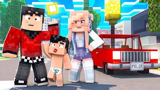 MINECRAFT BLOCK CITY SEASON 2! (FULL MOVIE)