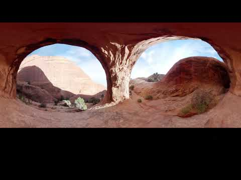 Phonography 360 : Private Arche - Arches NP - Utah (38.801255, -109.616045) - Ambisonic 360 Sound