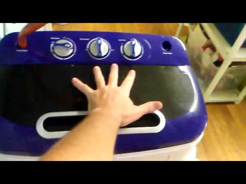 Meehan Washing machine best choice products panda plumb portable small washer