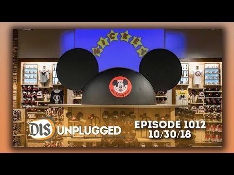 Walt Disney World Discussion   10/30/18