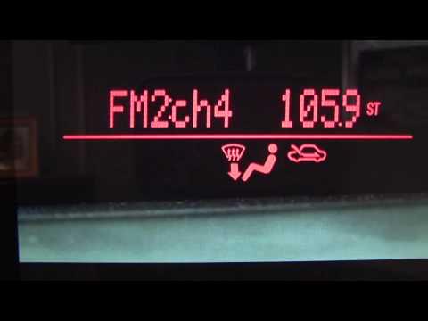 2012 Mazda 3 Audio System & MP3 Player Tutorial (2010, 2011 retro)