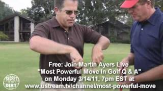 Most Powerful Move In Golf 2