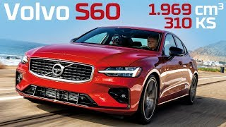 Volvo S60 - Road test by SAT TV Show
