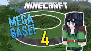 It's time to build the Mega Base! | NineCraft ep 4 | Minecraft Multiplayer Let's Play