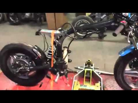 CX500 Bobber Kit Installation BBCR Engineering