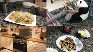 Week Day Vlog-Aj kuch naya try kia 🤩|| karachi beef biryani, went to ikea || Pak Vlogger in Dubai