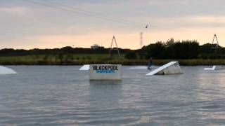 Callum B Northern Grassroots Blackpool Wake Park.