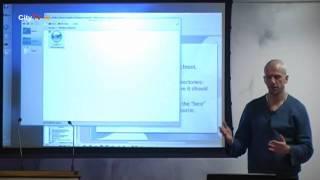 كيفية استخدام الصمامات لإنشاء userfriendly طبقة ستيف بون @ T-جرعة 2011
