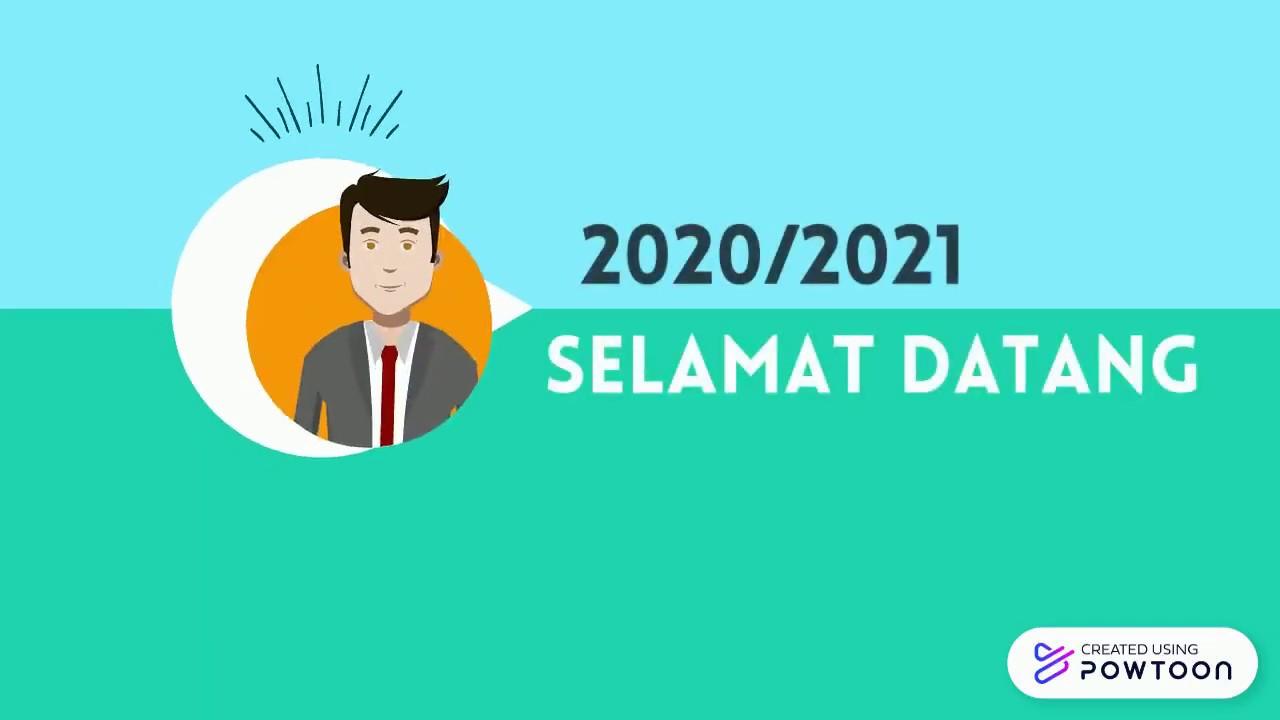 Pembelajaran Tahun Ajaran Baru 2020/2021 - YouTube