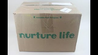 Nurture Life August 2020 Children Meal Subscription Unboxing 15 Coupon