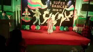 First prize, nursery section, 💃