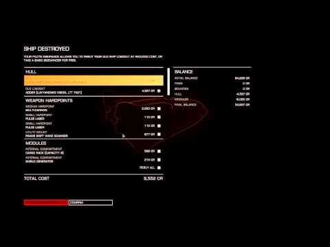 That time I die to an opportunistic CMDR