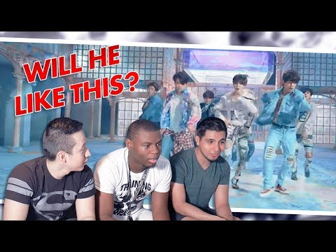 NON-KPOP FAN AND GUYS REACT TO BTS (방탄소년단) 'FAKE LOVE' Official MV
