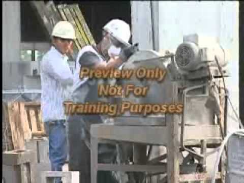 Safety Orientation for Construction (Spanish) Updated 2014