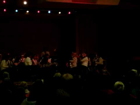 Tevis Junior High School Concert Band 07